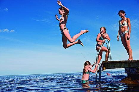 Otitis, quemaduras de piel o conjuntivitis, los problemas de salud más frecuentes en las jornadas de playa
