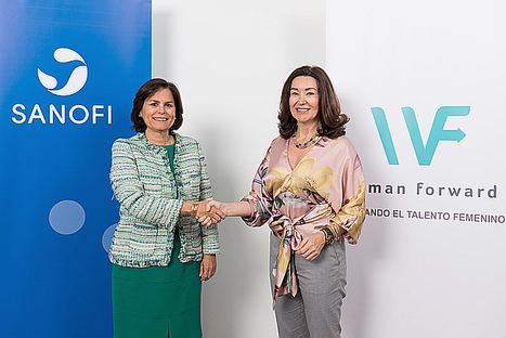 Sanofi España se une a la Fundación Woman Forward