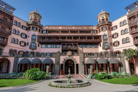 Así es el hotel donde se alojaron Ava Gardner, Winston Churchill o Agatha Christie en Las Palmas de Gran Canaria