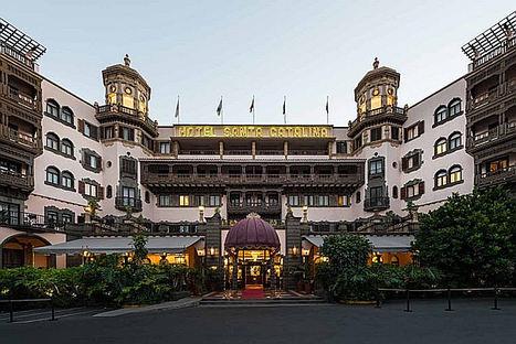 Santa Catalina, a Royal Hideaway Hotel, nominado como uno de los mejores hoteles de España 2019 por los World Travel Awards