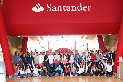 AGM y Banco Santander reúnen a estudiantes y recién graduados en EEUU con expertos de RRHH para ayudarles en su desarrollo profesional