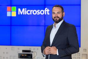 Santiago Oller, Microsoft.