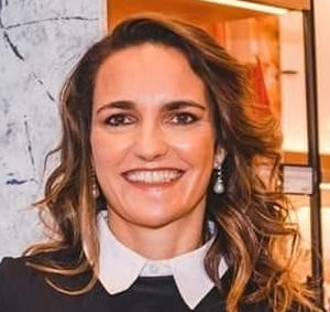 Sara de Pablos, Suntory Beverage & Food Iberia.