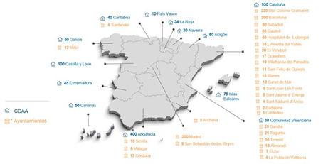 Sareb cede 10 viviendas para fines sociales al Ayuntamiento de Blanes (Girona)