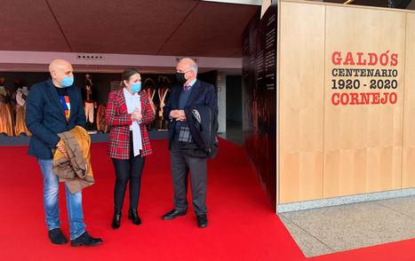 La Comunidad de Madrid dedica una exposición a la Sastrería Cornejo y su relación con Galdós