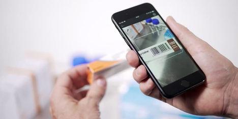 El escaneo de código de barras en Smartphones mejora la rentabilidad de las empresas del sector farmacéutico