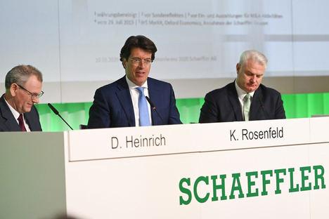 El Grupo Schaeffler en un entorno difícil con un fuerte cash flow en 2019