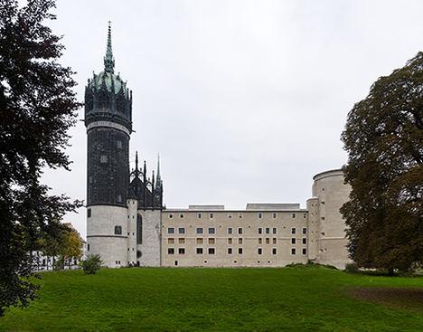 Schloss Wittenberg.
