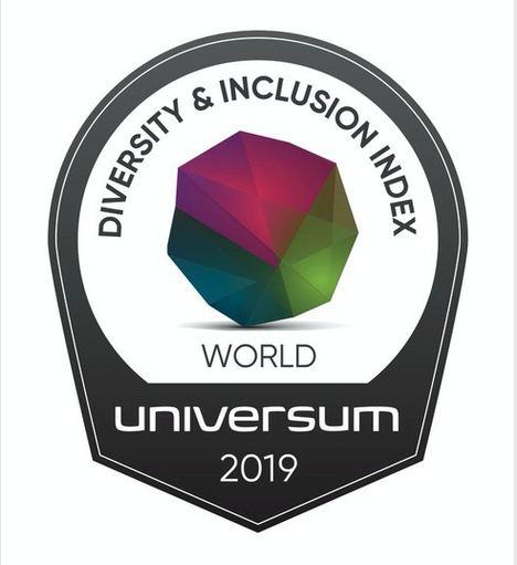 Schneider Electric, entre las 50 empresas más diversas e inclusivas del mundo, según Universum