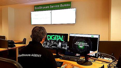 Schneider Electric abre en Madrid su servicio cloud de monitorización remota e inteligente en tiempo real