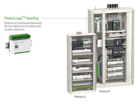 Schneider Electric aumenta la protección ante incendios en cuadros eléctricos, con PowerLogic HeatTag