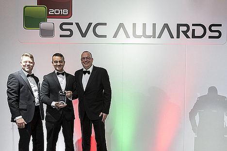 Schneider Electric gana los Premios SVC a la 'Innovación Hiperconvergente del año'