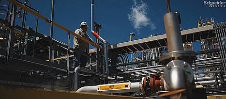 Schneider Electric y BASF aumentan la visibilidad de operaciones al implementar EcoStruxure™ Asset Advisor