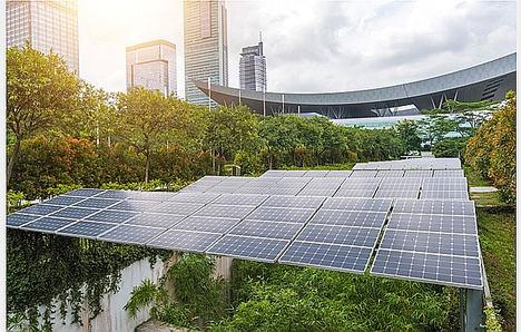 Schneider Electric y Sunntics aumentarán un 15% la eficiencia energética de las plantas solares con IA