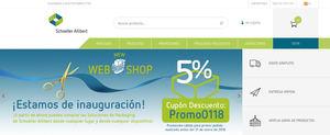 Schoeller Allibert inaugura su nueva tienda online