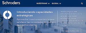 Schroders completa la adquisición de Secquaero, y refuerza su negocio de activos privados