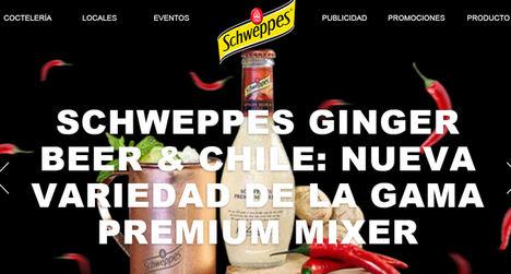 Schweppes se confirma como tónica líder con un 77% de cuota de mercado