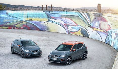 El Ibiza y el Arona obtienen cinco estrellas en las pruebas de seguridad 'Latin NCAP'