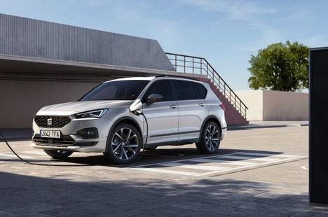 Nuevo SEAT Tarraco e-Hybrid