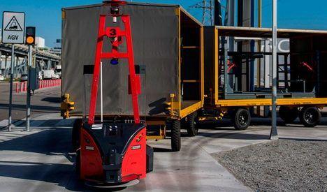 SEAT incorpora robots autónomos