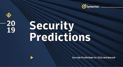 Predicciones sobre ciberseguridad para 2019 y después