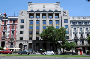 Sede de Economía y Hacienda
