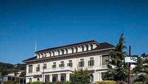 Sede de Tibidabo de la UOC.