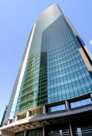 Sede mundial de Fujitsu Shiodome.