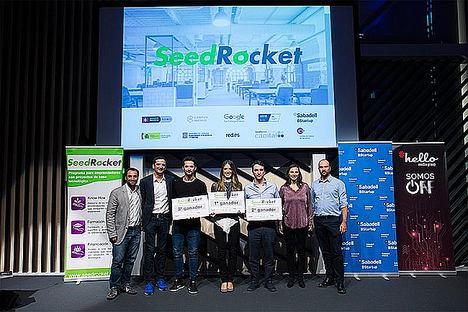 SeedRocket celebra la XX edición de Campus de Emprendedores.