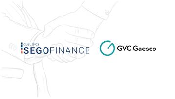 El Grupo Sego Finance amplía capital a través de una ronda de financiación liderada por GVC Gaesco