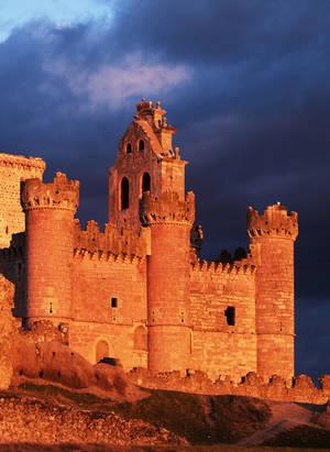 Segovia Ruta De Los Castillos Turegano.