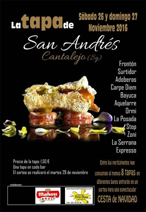 Cantalejo, Segovia capital y Fuentepelayo viven una semana repleta de gastronomía