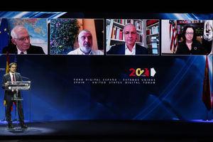 El Foro España-Estados Unidos subraya la necesidad de las relaciones trasatlánticas para afrontar la pandemia, el cambio climático y la brecha digital