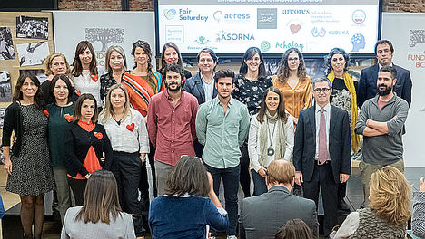La Fundación Botín presenta a las 12 organizaciones sociales seleccionadas para participar el IX Programa Talento Solidario