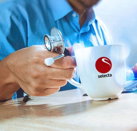 Selecta proporciona café gratis a los profesionales sanitarios en la Crisis del Coronavirus