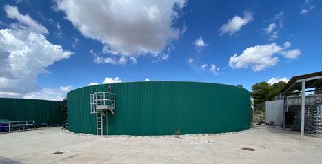 SELEV BIOGROUP completa su ciclo de economía circular con una nueva planta de biogás