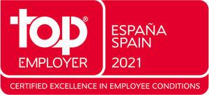 103 compañías son certificadas como Top Employers España