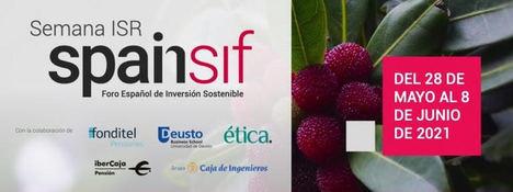 La Semana ISR 2021 de Spainsif analizará el impulso y los avances regulatorios de la inversión sostenible