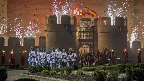 Semana Renacentista y Feria Imperiales y Comuneros, el año de la Quema de Medina