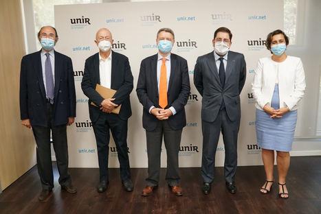 """""""La pregunta es si estamos a tiempo de reconstruir el contrato social tras la pandemia"""", señala Manuel Muñiz, en UNIR"""