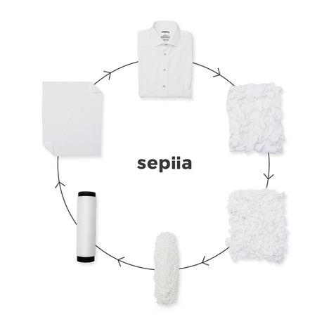 Sepiia crea la moda infinita