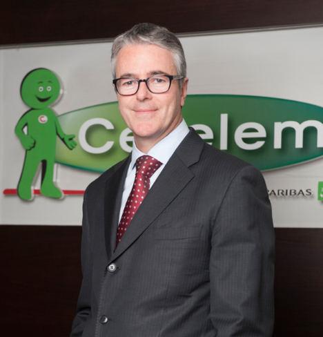 Serge Le Bolès, nuevo consejero delegado de Cetelem España, grupo BNP Paribas
