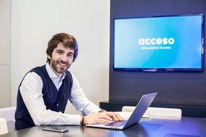 Sergi Guillot, CEO Acceso.