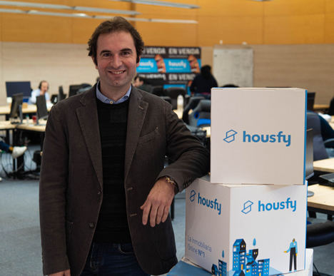 Housfy nombra a Ferran López Serra Chief Marketing Officer y a Sergi Santos vicepresidente de operaciones de la división financiera