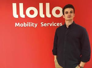 Sergio Alonso, director de marketing Llollo Mobility.