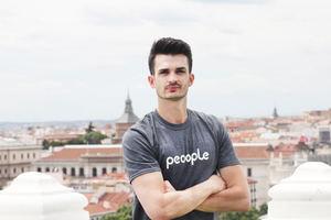 Sergio Alonso, director de growth de Peoople.