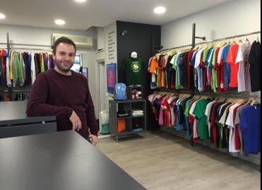 La empresa Camisetas.info abre su segundo showroom