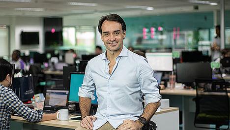 Sergio Furio, fundador y CEO de Creditas.