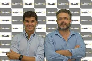 Sergio Gonzálvez y Sergi Rodríguez, creadores de Garantify.
