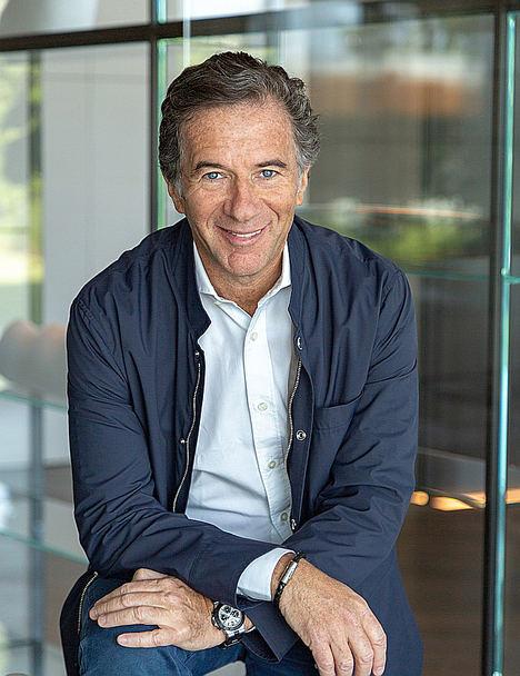 Sergio Roitberg, CEO y fundador Newlink.